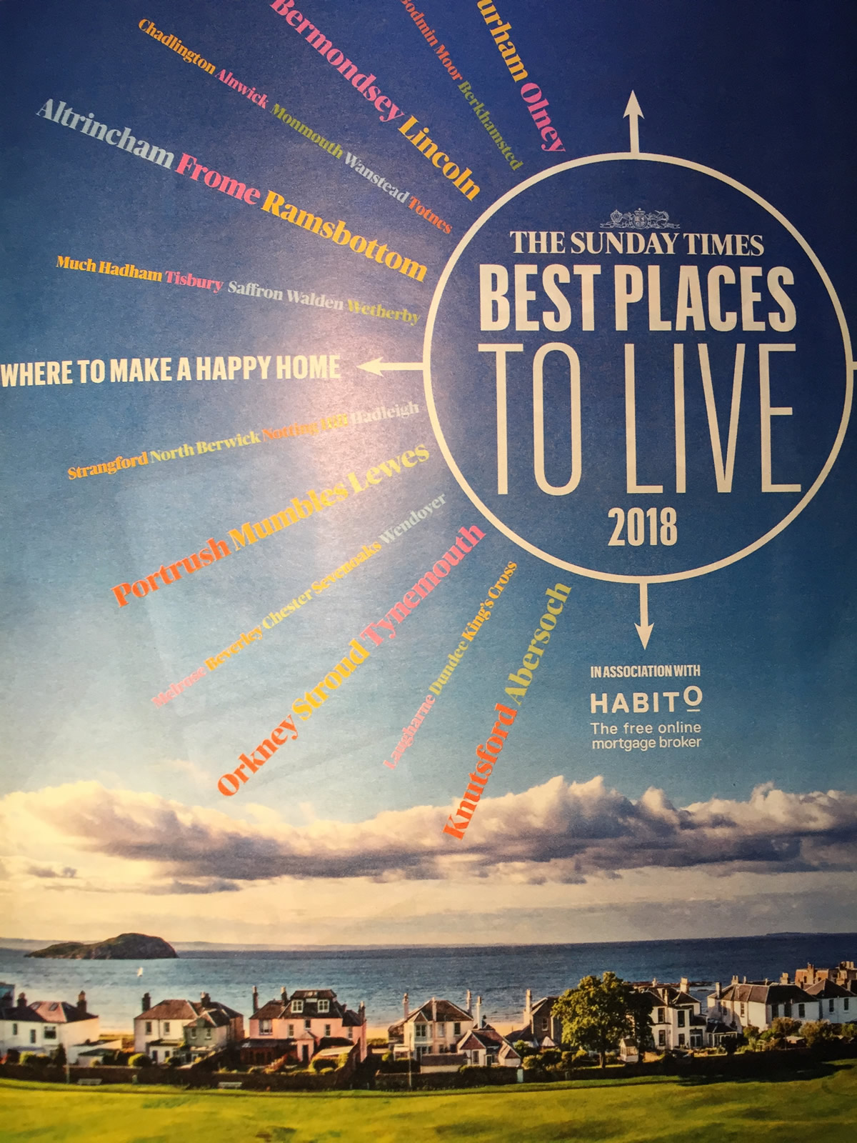 Olney Sunday Times Best Places to Live